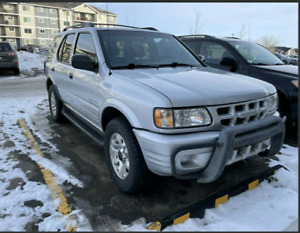 2002 Isuzu Rodeo LS Auto w/Ext Pkg/Sunroof