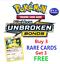 Pokemon-SM10-Unbroken-Bonds-RARE-cards-BUY-3-CARDS-GET-3-FREE-MINT miniatura 1