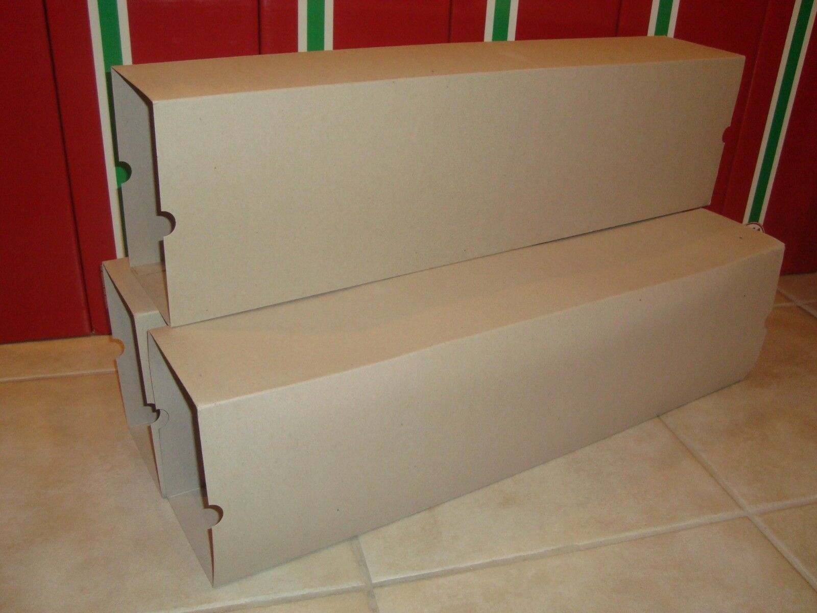 LGB STREAMLINER ORIGINAL ORIGINAL ORIGINAL OUTER CARDBOARD SLEEVES WINDOW BOX PredECTORS 3 PIECES  ae81de