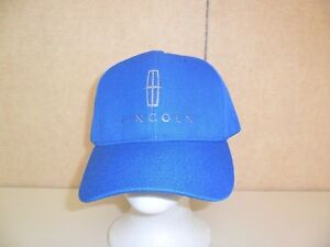 LINCOLN-HAT-BLUE-FREE-SHIPPING-GREAT-GIFT