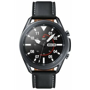 Samsung R840 Galaxy Watch 3 Smartwatch 45mm Mystic Black Fitnesstracker