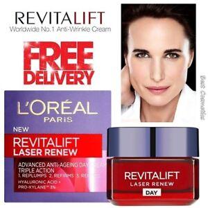 L-039-Oreal-Revitalift-Laser-Renew-Advanced-Anti-Ageing-Day-Face-Cream-50ml-NIB