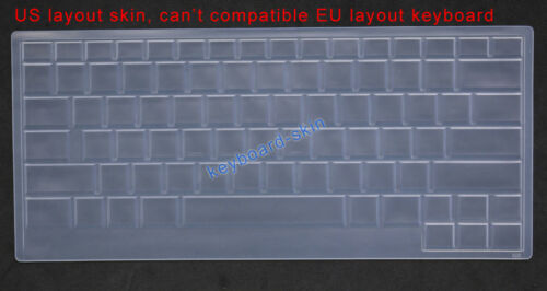 ALW14D-1728 Keyboard Skin Cover Protector for Dell Alienware 14 ALW14D-4728