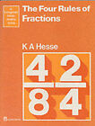 Four Rules of Fractions by K.A. Hesse (Paperback, 1970)