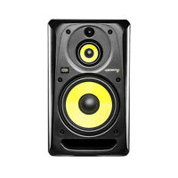 Krk Rp103g3 Rokit 10-3 G3 3-way Active Studio Monitor Speaker Single Black