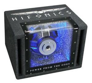 HIFONICS-tx8-bpi-SINGLE-attenuee-caisson-de-basses-Puissance-300-W-RMS-600-W-max