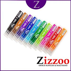 PILOT-FRIXION-0-7-REFILLS-FOR-ROLLERBALL-PENS-IN-CHOICE-OF-COLOURS