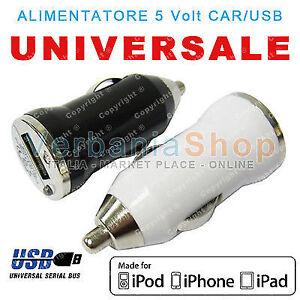ALIMENTATORE-CAR-12V-5V-USB-CARICATORE-UNIVERSALE-PER-TUTTE-LE-PERIFERICHE-USB