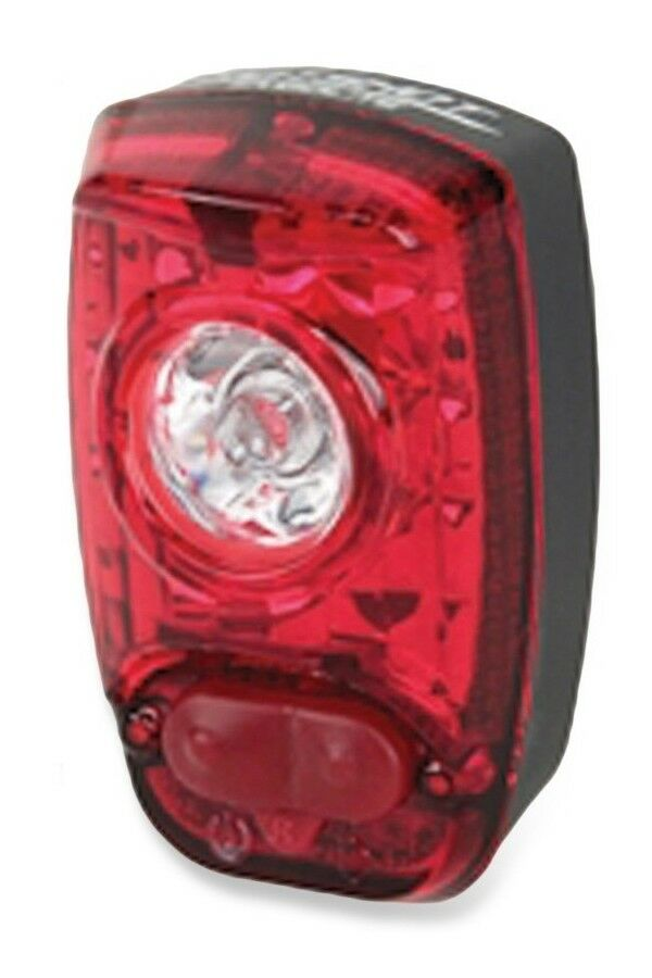 Cygolite Hotshot SL 50 Lumens LED Bike Rear Tail Light - USB Cycling Light