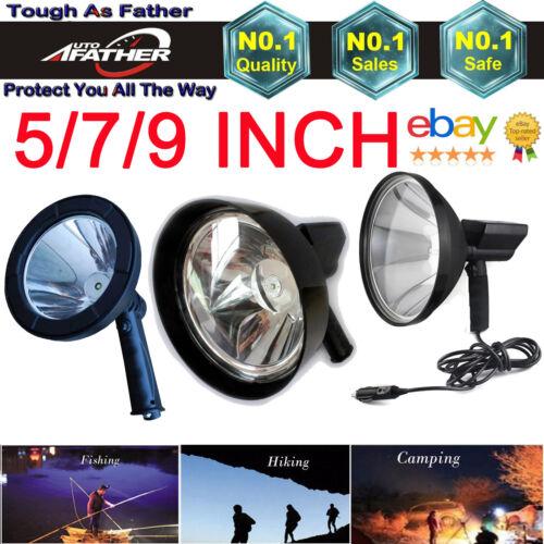 LED Xenon Spotlight Handheld Waterproof Waterproof Spot Light Hunting Hiking