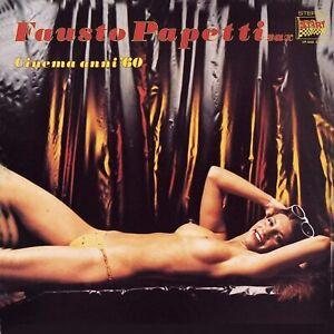 Fausto Papetti Sax - Cinema Anni 60 - CD 1998 Nuovo Sigillato N