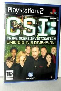 CSI-CRIME-SCENE-INVESTIGATION-USATO-OTTIMO-PS2-VERSIONE-ITALIANA-PAL-GP1-39836