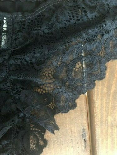 "Lace NWT Mult Sizes XIRENA /""Laynie/"" Women/'s Panty in Blackout"
