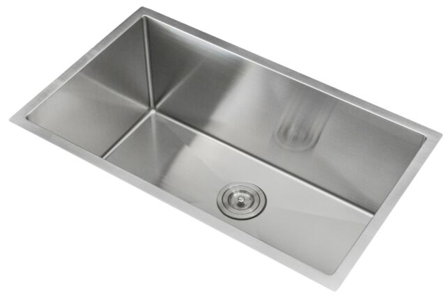 12 Inch Deep Luxury Undermount Stainless Steel Kitchen