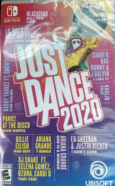 Just Dance 2020 (Nintendo Switch) - Brand New Sealed-Same Day Ship