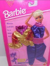 Barbie Doll Fancy Date Fashions Purple & Pink Jumpsuit, Multi-colored Bolero Jac