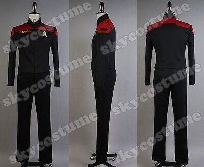 Star Trek Online Final Decision Uniform Costume Version A