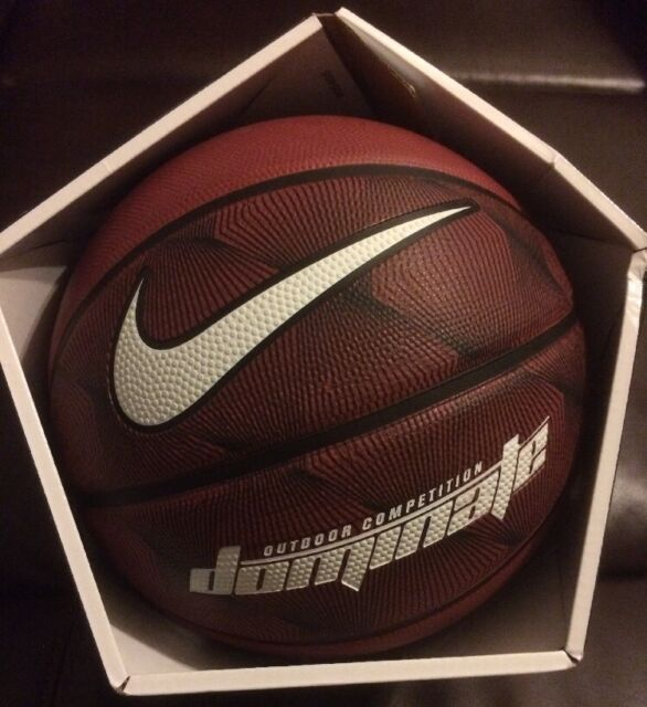 ... hot sale 33dc6 68b1f Nike Outdoor Competition Dominate Basketball Ball  BB0361 678 Size 7 ... 9682e29846