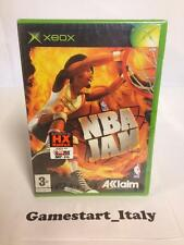 NBA JAM (XBOX) NUOVO SIGILLATO NEW PAL VERSION