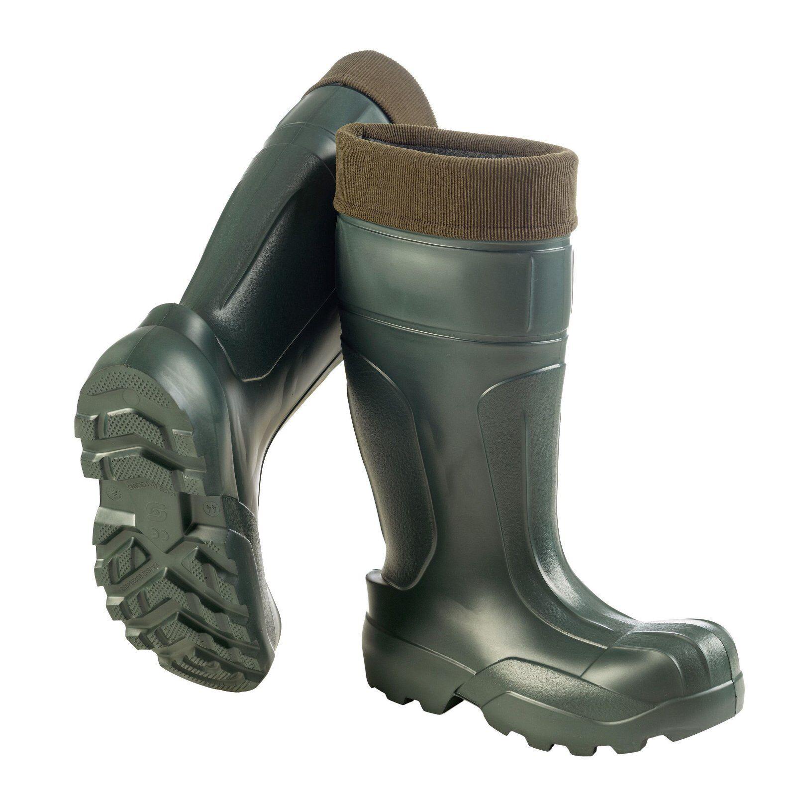 CROSSLANDER Messieurs Bottes Toronto-vert - 43 D'Hiver Bottes D'Hiver 43 Chaussure Bottes en Caoutchouc a72a84