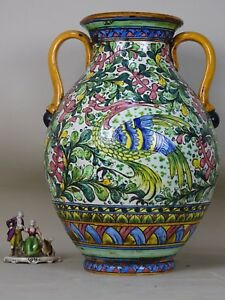 Uno Ceramica Civita Castellana.Vaso Ceramica Graffiato Sbordoni Roma Civita Castellana S Aretini