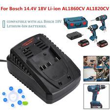 Powery Bosch Cargador R/ápido AL 1830 14,4V-18V Li-Ion