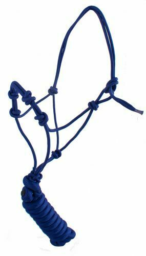 Details about  /Yearling Cowboy Knot Halter /& Lead