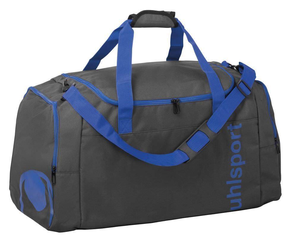 Uhlsport Fußball Essential 2.0 Sporttasche 75L Fußballtasche grau blau  | Eine Große Vielfalt An Modelle 2019 Neue