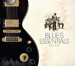 BLUES-ESSENTIALS-DELUXE-3-CD-BOX-SET-NEW-BUDDY-GUY-WILLIE-DIXON-KOKO-TAYLOR