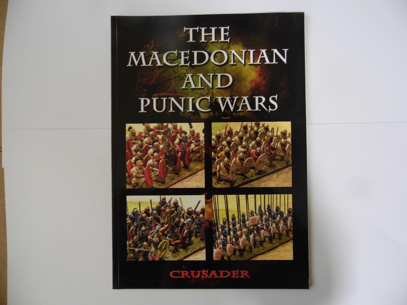 THE MACEDONIAN AND PUNIC WARS - CRUSADER WARGAMES RULES