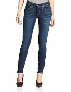 8496b4307be89 Levi's Women's 535 Super Skinny Ultra Stretch Low Rise Jean Legging ...