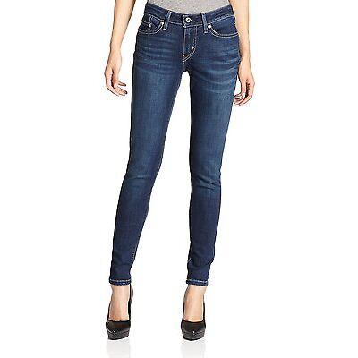 Levi's Women's 535 Super Skinny Ultra Stretch Low Rise Jean Legging Wanderer Z1W