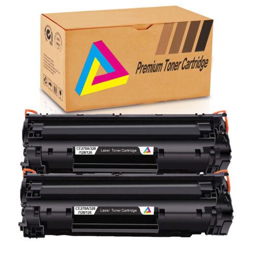 1-20PK CE278A 78A Lot Toner Cartridge For HP LaserJet P1600 P1606 M1536 M1536DN