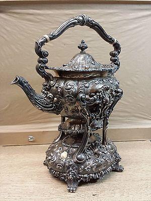 Gorham Vintage Sterling Silver Tea / Coffee Pot 2 pieces Number 805B