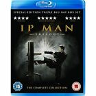 IP Man Trilogy 5060192816662 With Donnie Yen Blu-ray Region B