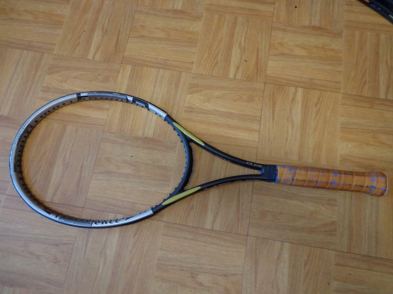 Cabeza I. Prestige Midplus 98 Hecho En Austria 4 1 2 Grip Tenis Raqueta