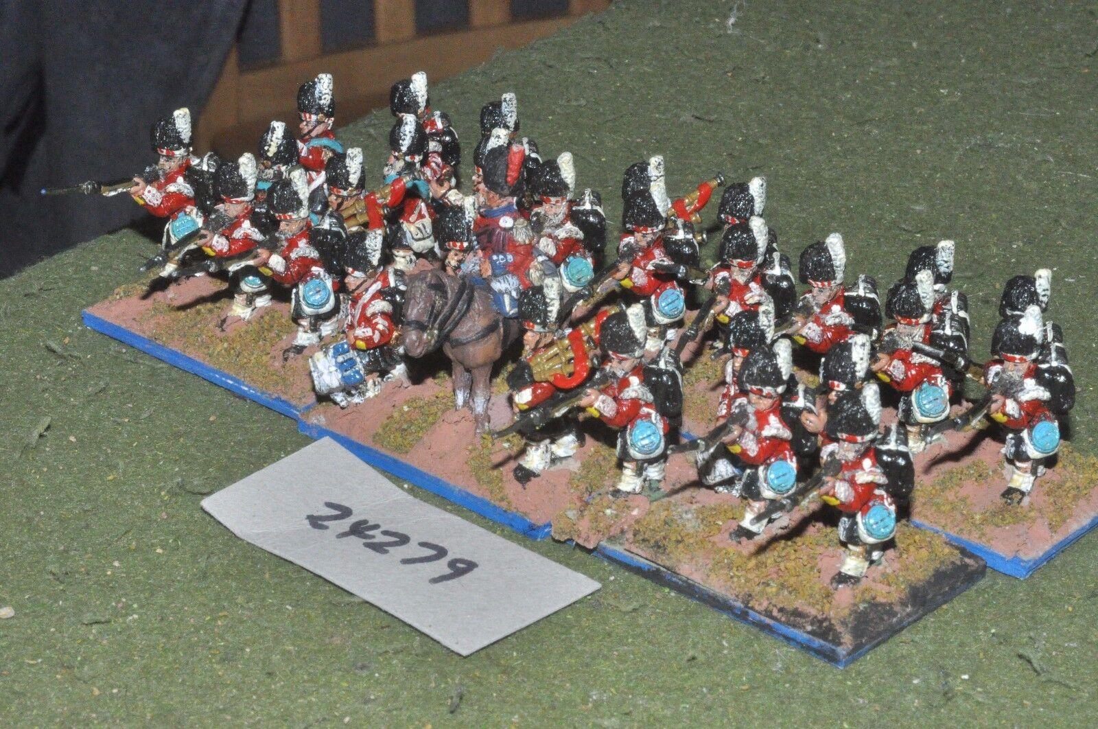 28mm 19th Century británico Highlanders Crimea 29 figuras-INF (24279)