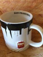 Starbucks Coffee Company Collector Series San Francisco Mug, New, Free Shipping on sale