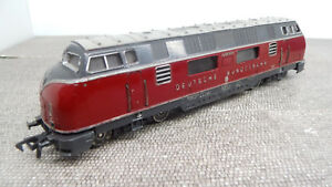 Fleischmann-V-200035-DB-Diesellokomotive-FL394-Gebrauchter-Zustand