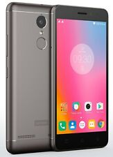 Lenovo K6 Power 4G Grey |5 inch Note|32GB|3GB RAM|13MP/8MP 4000maH Seal Pack