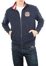 LA MARTINA ZIP pullover jacke hoodie Gr.L navy blau polo guards club (nr.15)