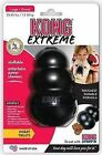 KONG Extreme Black Stuffable Rubber Dog Toy for Tough Chewers 4 Sizes Large