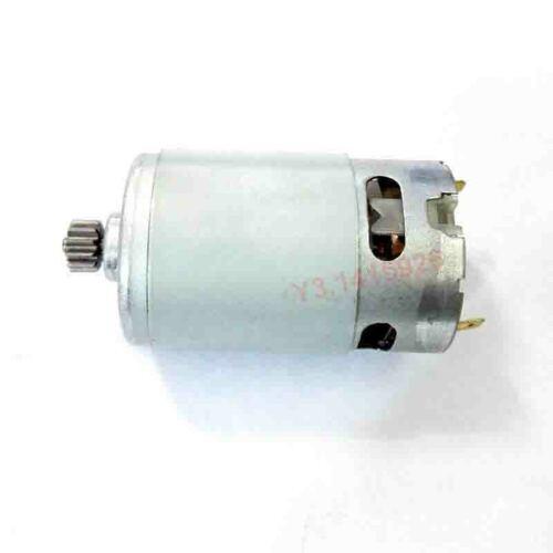 Reemplace para Bosch Motor RS550 13T GSR10.8-2-LI GSR10.8V-LI GSR10.8V-LI-2 PS21