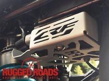 Rugged Roads Regulator / Rectifier Guard - Silver - Honda CRF1000L Africa Twin