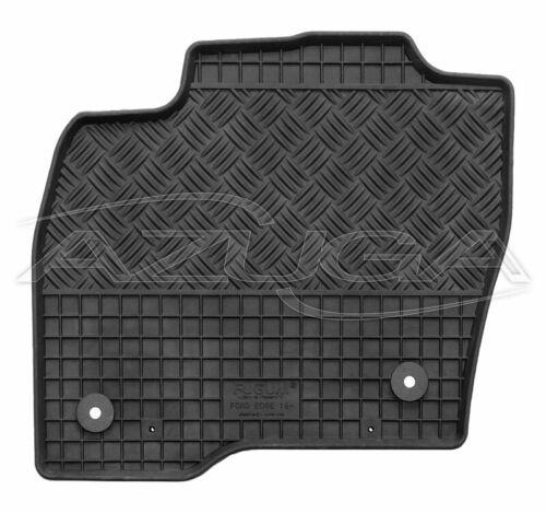 Esteras de goma para Ford Edge a partir de 2016 de goma tapices ALFOMBRILLAS COCHE