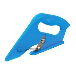 Résistant Moquette Couteau Tondeuse Plancher Tissu Vinyle Boucle Angle Ciseaux