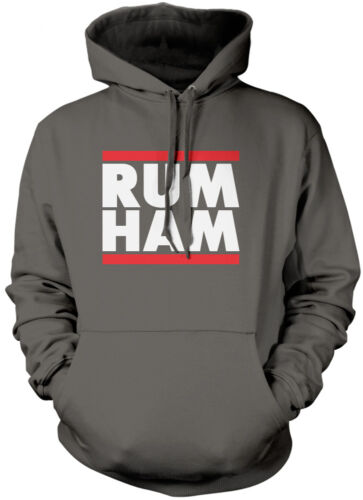 Rum Ham Unisex Hoodie