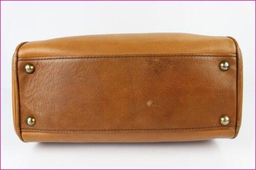 vintage Mano pelle in Used Fauve Borsa BqgAxnA
