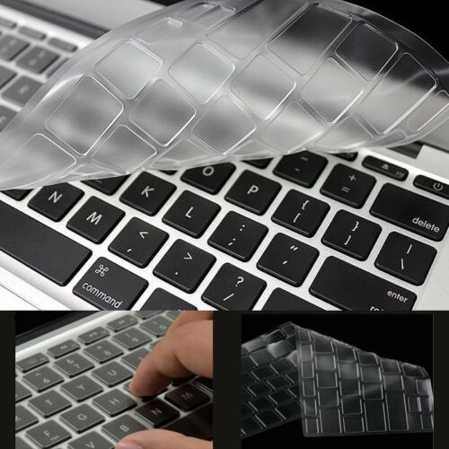 """Clear TPU Keyboard Cover Skin Protector 11.6/"""" HP Pavilion x360 11-n010dx Laptop"""