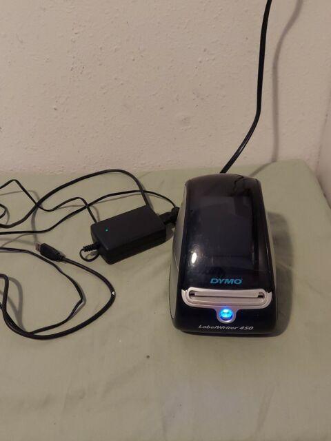 Dymo LabelWriter 450 Label Thermal Printer 1750110 - Black #H9